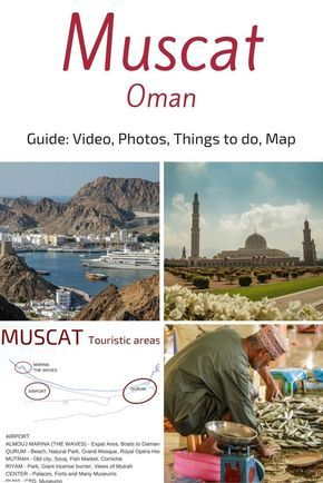 15 Best Things To Do In Muscat Oman Map Tips Photos Oman Travel Oman Eastern Travel