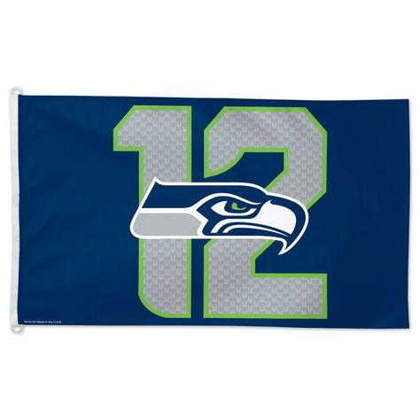 Seattle Seahawks 12th Man Flag