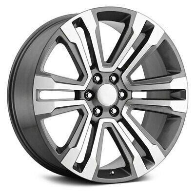 Advertisement Ebay Replica1 Rp10 Wheels 22x9 24 6x139 7 78 1 Gunmetal Rims Set Of 4 Replica Wheels Wheel Oem Wheels