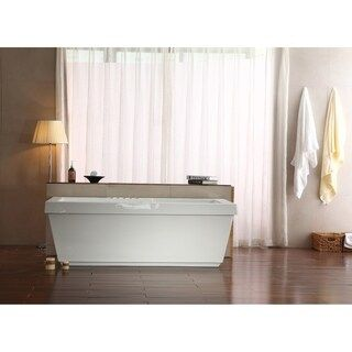 Freestanding Bathtubs Less Than 60 Inches In 2020 Deep Soaking