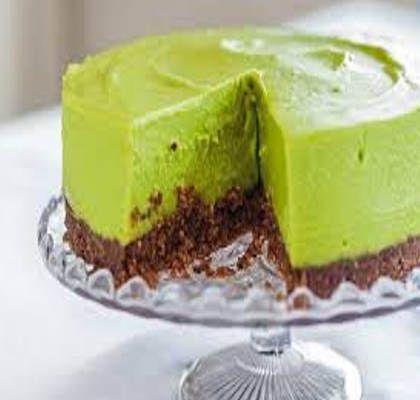 Resep Cheese Cake Tanpa Oven Avokad Lemon Lumer Kukus Avocado Dessert Resep Kue Keju Hidangan Penutup