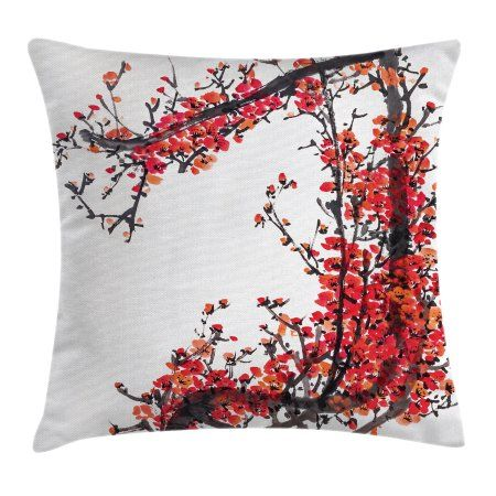 Cherry Long Cushion Covers Pillow Cases Home Decor or Inner