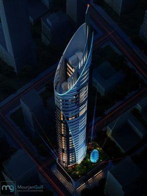 امتلك شقة في دبي قرية الجميرا الدائرية بمقدم 20 ألف وقسط الباقي علي 6 سنوات بدون فوائد مساحة مميز جدا بسعر 420 ألف تشط Skyscraper Building Multi Story Building