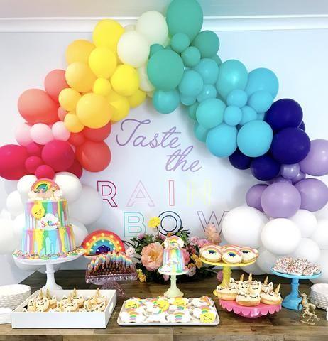 Taste The Rainbow In 2020 Taste The Rainbow Birthday Parties Party