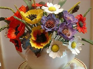 list of how to make miniature flowers