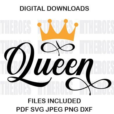 Queen Svg Mommy Queen Svg Cut File Mom Quote Image for
