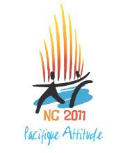South Pacific Games in New Caledonia this year :)