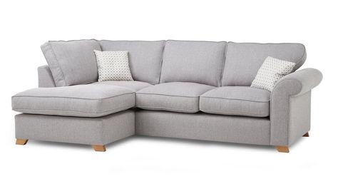 Outstanding Angelic Right Arm Facing Corner Sofa Bed Angelic Dfs Inzonedesignstudio Interior Chair Design Inzonedesignstudiocom