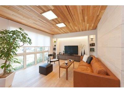 画像 色んな天井材質の種類 画像集 和室 ジプトン 無垢 ダイケン