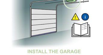 How To Lubricate A Garage Door 10 Steps With Pictures In 2020 Garage Doors Doors Garage