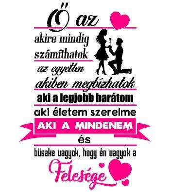 egyedi szerelmes idézetek Ő az feleség | Inspirational quotes, Love and marriage, Quotes