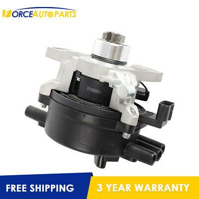 Black Distributor W 45k Volts Coil For Ford Probe Mazda 626 Mx 3 6cyl 2 5l In 2020 Ford Probe Mazda Ignition System