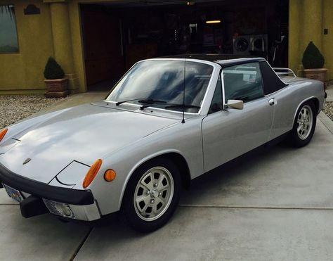 Saratoga Top 1974 Porsche 914