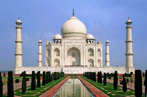 Taj Mahal and Agra Fort to Reopen from Monday After 6 Months of Closure, Read Guidelines #TajMahal #Taj #AgraFort
