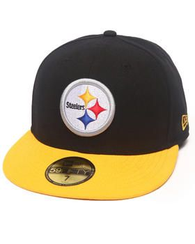 Pittsburgh Steelers New Era 2015 NFL Draft Original Fit 9FIFTY Adjustable  Hat Team Color 2f1effc00