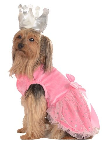 Glinda Pet Costume Pet Costumes Wizard Of Oz Dog Pet Halloween