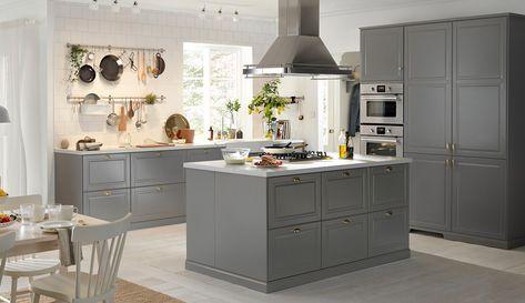 Lasciati ispirare dalle nostre cucine | Cucina ikea, Ikea e ...