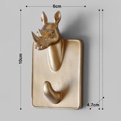 Animal Sticky Hook - 18