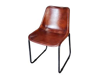 Leather Dining Chair Etsy Uk Leather Dining Chairs Dining Chairs Chair