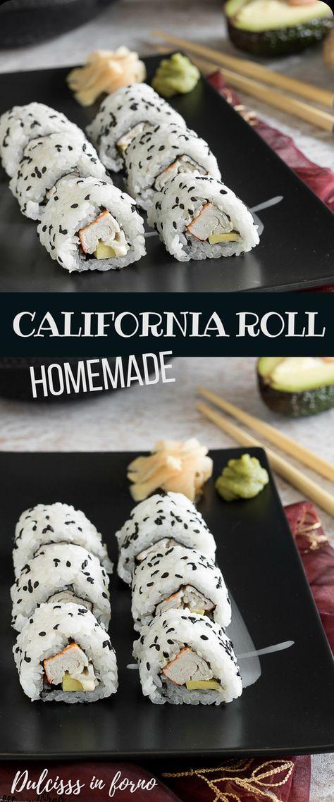 Ricetta Uramaki Giallo Zafferano.Come Preparare I California Roll Perfetti Ricetta Passo Passo How To Make Perfect California Roll Sushi Step By Step California Ricette Ricette Sushi Cibo
