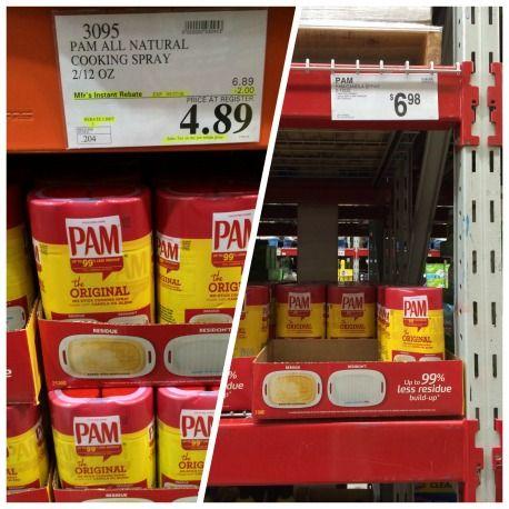 costco\/samu0027s club PAM Cooking Spray Costco u2013 Pam Cooking Spray (2 - costco careers