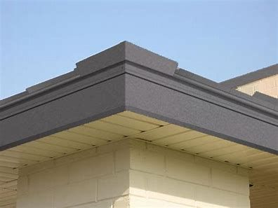 Image Result For Same Color For Roof And Fascia House Exterior Roof Fascia