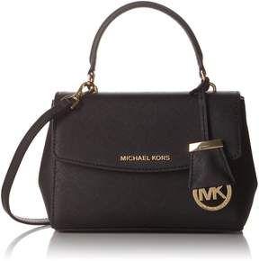 Shop for Michael Kors women's leather handbag shopping bag