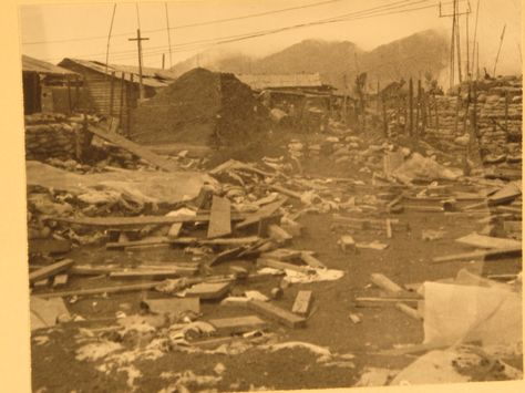 Another view of the devastation at the Khe Sanh Combat Base during the siege that began 21January68. Millions of people worldwide live in conditions similar to what you see in the attached photo. Trapped in war and famine. In the US, we are fortunate that this is not a common sight. Photo from February 1968 courtesy of the National Archives. BRAVO! COMMON MEN, UNCOMMON VALOR @ https://bravotheproject.com/. #BRAVO! #USMC #kheSanh #VietnamWar #NARA