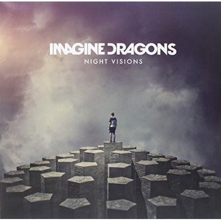 Imagine Dragons Night Visions Vinyl Walmart Com Imagine Dragons Imagine Dragons Radioactive Music Album Cover