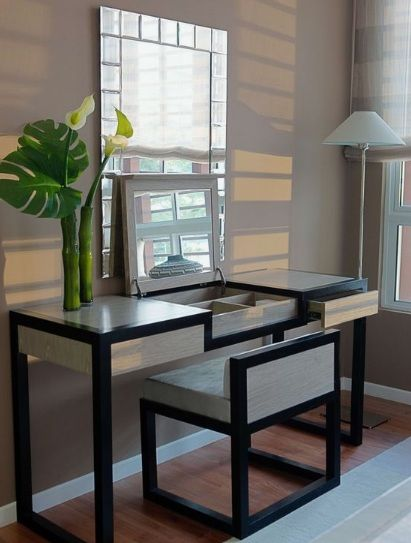 10+ Bedroom vanity table and chair formasi cpns