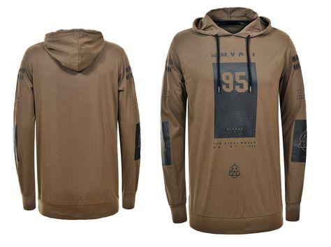 Bluza Meska Koszulka Z Dlugim Rekawem Longsleeve 6950727365 Oficjalne Archiwum Allegro Athletic Jacket Hooded Jacket Hoodies