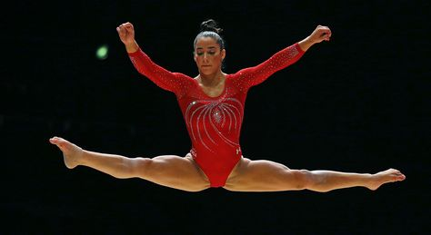 A Day in the Life: Olympic Gymnast Aly Raisman
