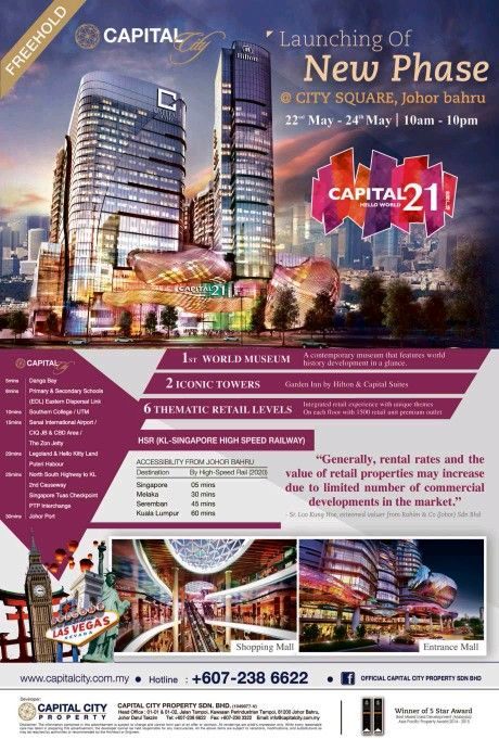 Image Result For New Property Launch With Ads In Malaysia Johor