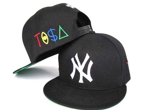 f8dd601ac65 ... best price new era mlb new york yankees snapback hats caps black tisa  3727 only 8.90