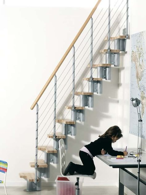 Arke Kya Escalier Modulaire Escalier Bois Et Decoration Escalier
