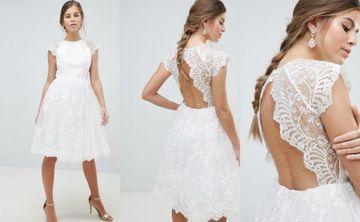 Suknie Wieczorowe Strona 12 Moda Damska Na Allegro Pl Fashion Dresses White Dress