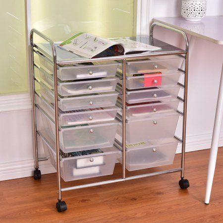 Home Rolling Storage Storage Drawers Plastic Storage Drawers