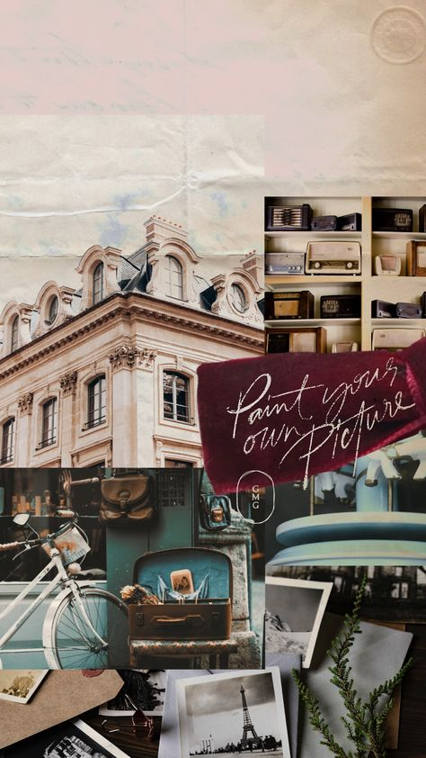 Paint your own Picture - Enola Holmes inspired Wallpapers
