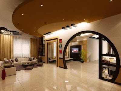 Modern Pop Arch Designs Ideas For Living Room Interior 2019 Living Room Designs Design Home Room Design