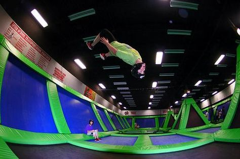 Photos Of Rebounderz Indoor Trampoline Arena Edison NJ