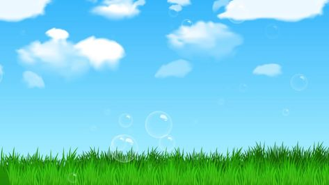 Fun Summer Kids Outdoor Blue Sky Bubbles Cloud VJ Loop Video Virtual Background 😍 Visit for free download link and artist attribution info. Please like and subscribe! We scour the internet for fun & unique free video backgrounds for virtual meetings, virtual parties, virtual classrooms, and projects. #background #motiongraphic #vjloop #wallpaper #aesthetic #freedownload #zoom #virtualclassroom #backtoschool #cartoon #bubbles #blue #sky #outdoor #bubbles #summer #spring #clouds Free Video Background, Cartoon Background, Gif Background, Flower Background Wallpaper, Animation Background, Background Templates, Green Screen Backgrounds, Motion Backgrounds, Backgrounds Free