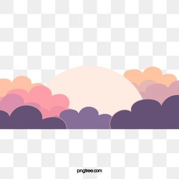 Mid Autumn Festival Moon In Clouds Png And Psd In 2020 Kawaii Wallpaper Gothic Background Mid Autumn Festival