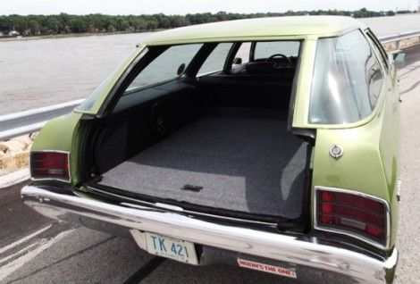Bat Exclusive 1972 Chevrolet Townsman Wagon With Images Wagon