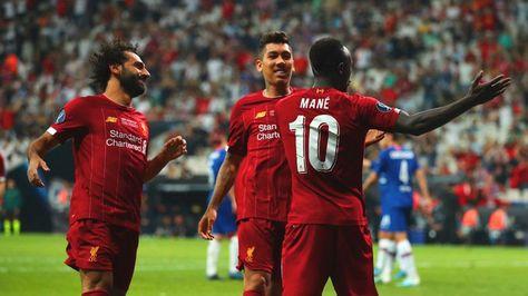 Supercoupe d'Europe : Sadio Mané s'offre un double record  wiwsport.com #Senegal #wiwsport