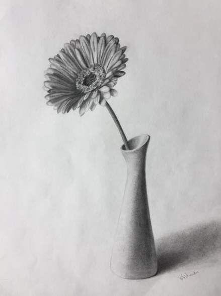 Neue Blumen Vase Zeichnung Skizze 42 Ideen Bleistiftzeichnung Bilder Stilleben Zeichnen Einfache Skizzen Zum Zeichnen