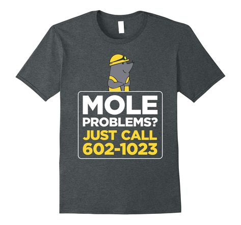 Check this Mole Problems? Just Call Avogadro's Number. Mole Day T Shirt-Teesml . Hight quality products with perfect design is available in a spectrum of colors and sizes, and many different types of shirts!