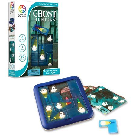 Smart Games Ghost Hunters - Walmart com | Prestons birthday