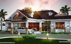 Front Elevation Of Modern Home With Ultra Modern Home Interiors Using Ground Floor Saqa House 1067 Arc House Designs Exterior Brick Exterior House House Design