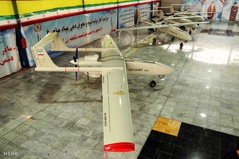 The shahed 129 made its first known drone strike in february 2016, which was the first wartime drone strike by iran. Mohajer-6 combat drones join Iranian Army | Drone