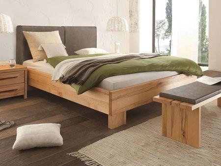 Lit Tava En Hetre Massif Haut De Gamme Hasena Fabricant Suisse Mobilier De Salon Living Room Decor Apartment Lit Bois